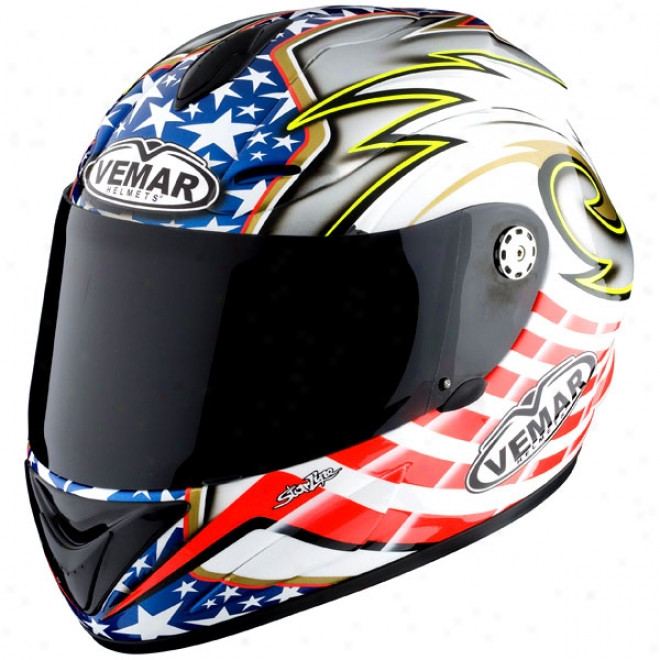 Vsrev Patriot Helmet