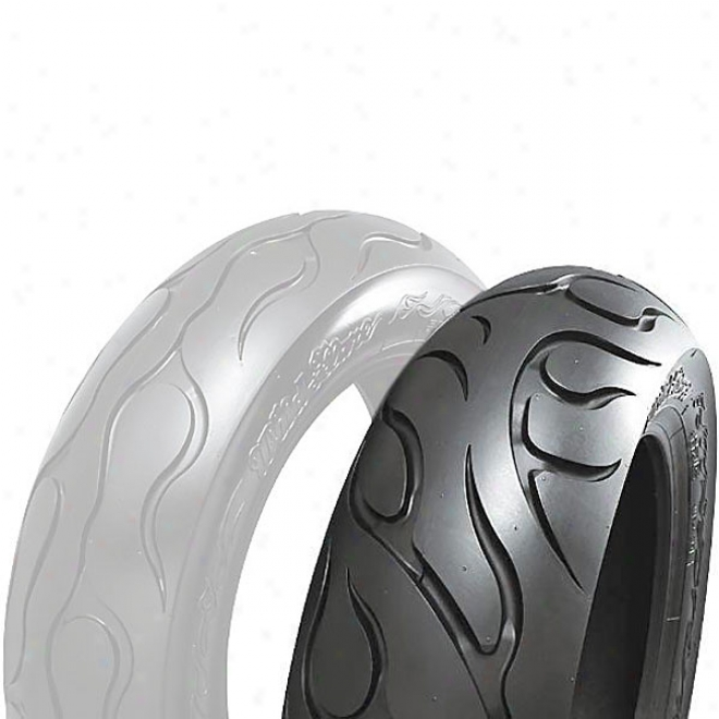 Wf-930 Wild Flare Rear Scooter Tire