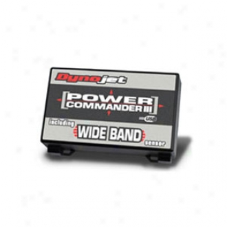 Wide-band Power Commander