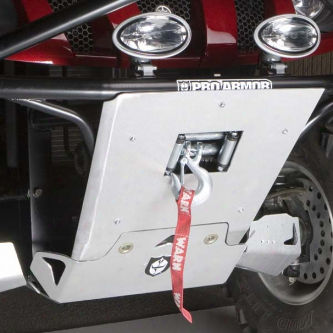 Winch Caable Front Skid Plate