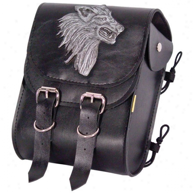 Wolves Sissy Bar Bag