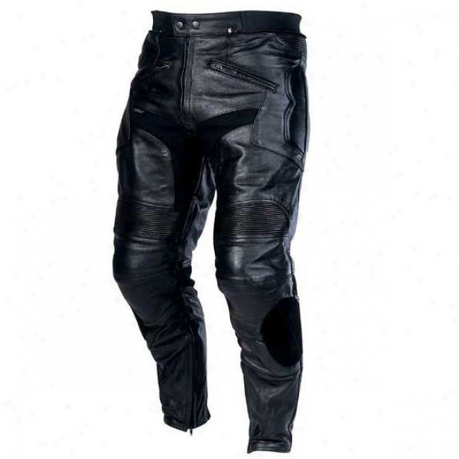 Womens Apex Leather Pants