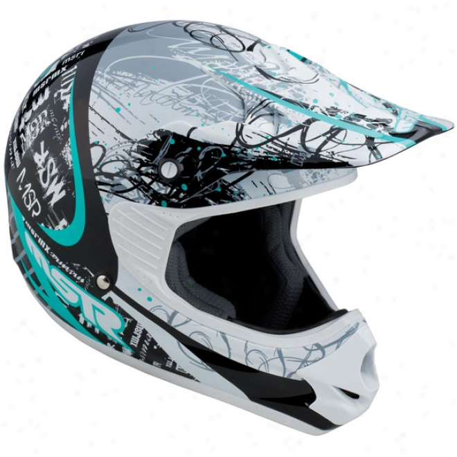 Womenx Attack Helmet