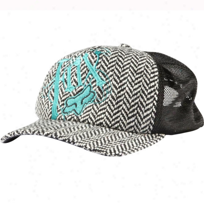 Womens Wicked To The Bonne Trucker Hat