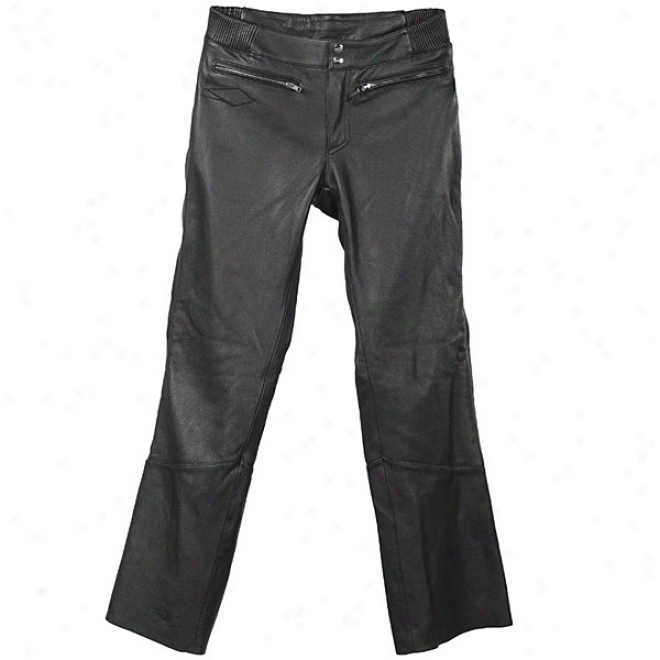 Womens Black Diamond Overpants