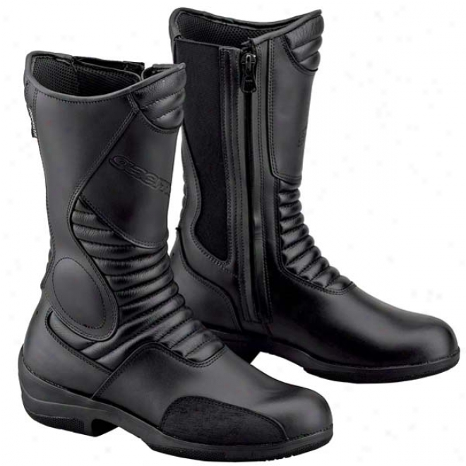 Womens Black Roae Boots