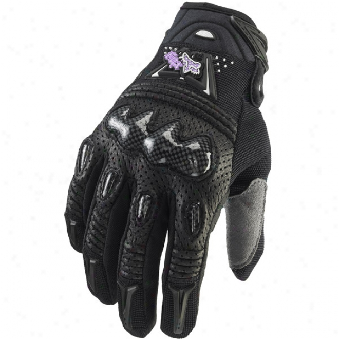 Womens Bomber Gloves