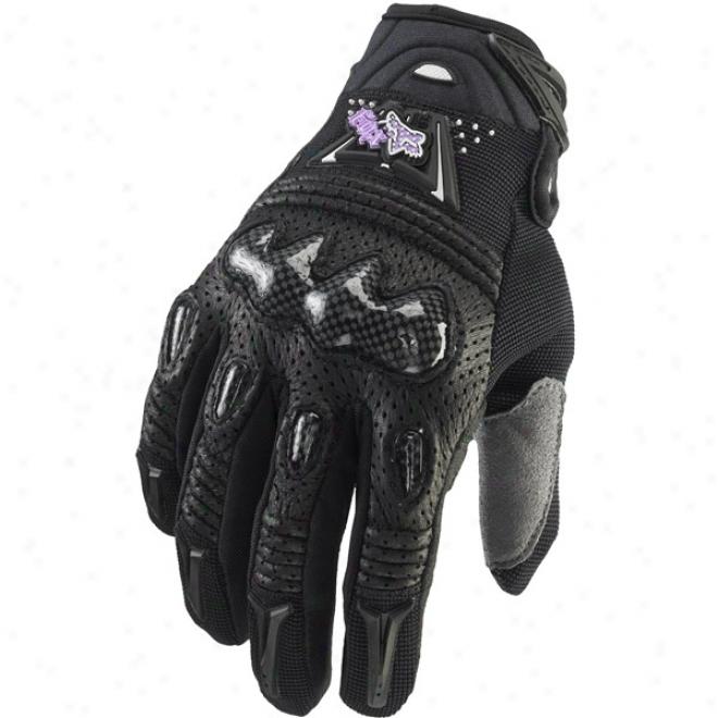 Womens Bomber Gloves