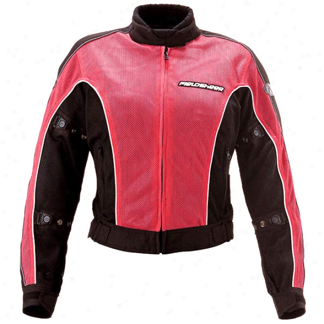 Womens Breeze Mesh Jacket