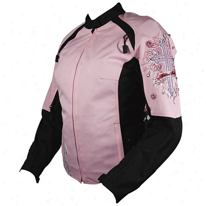 Womens Cross My Heart Jacket