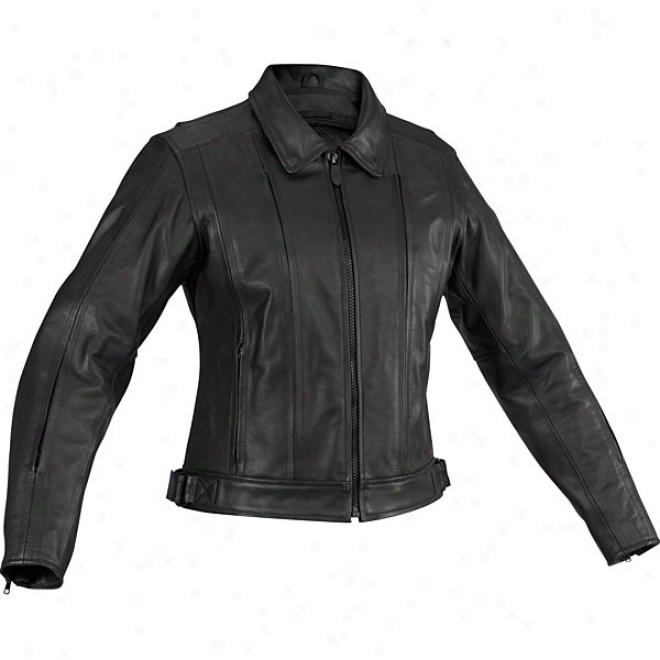 Womens Cruiser Black Jacket