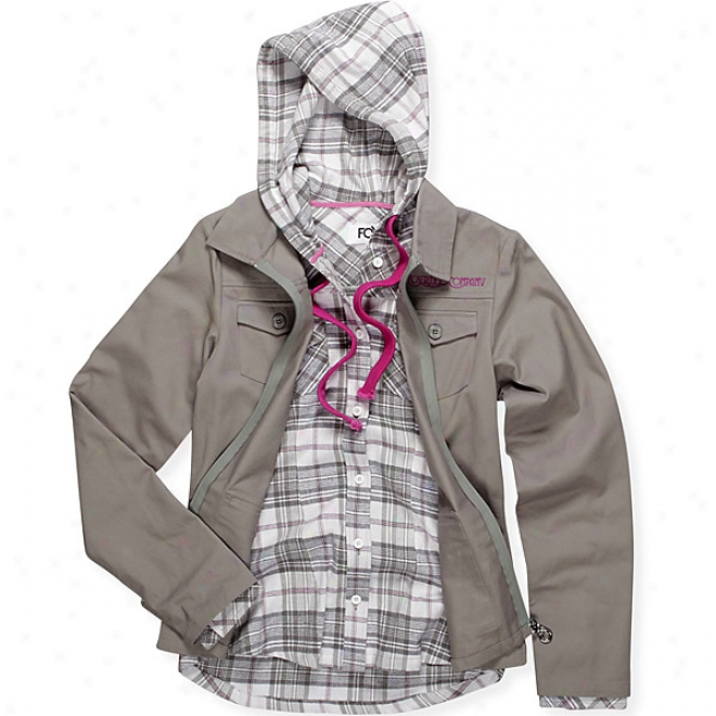 Womens Double Trouble Jacket