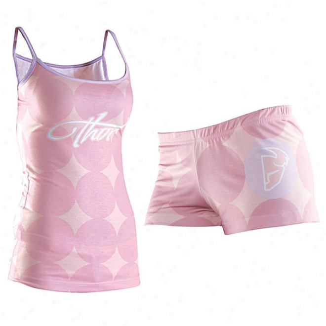 Womens Dreamer Short Pajamas