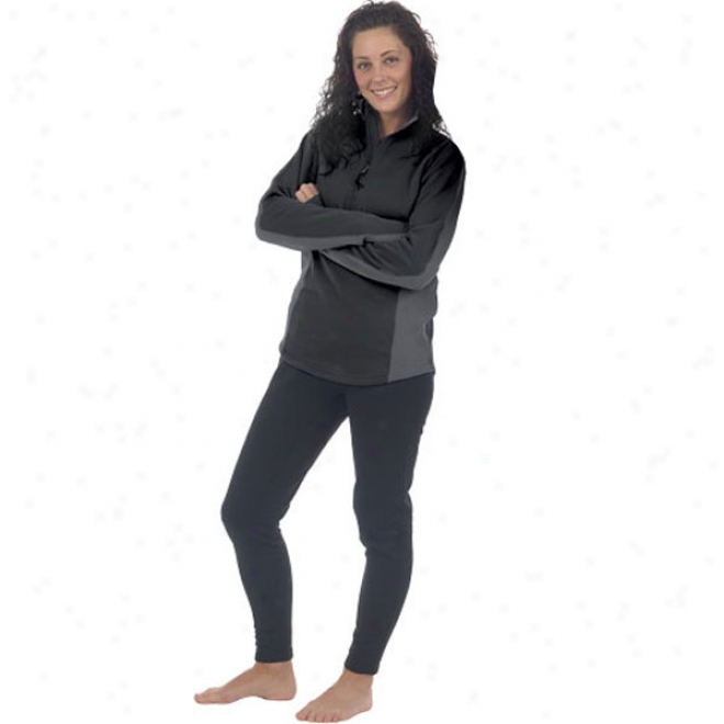 Womens Ec 2 Stretch Fleede Top