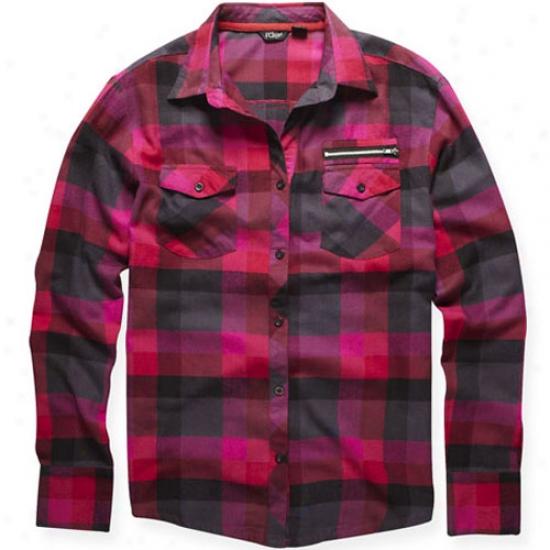 Womens Foxalo Check Shirt