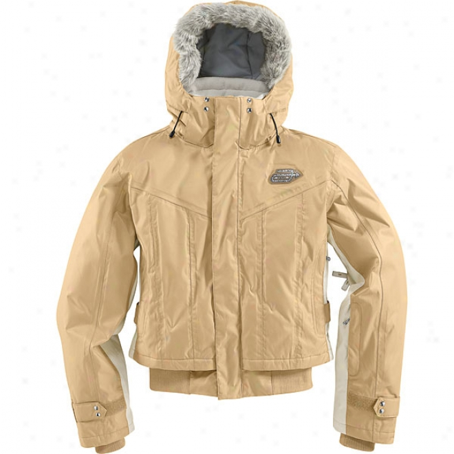 Womens Gem Insulated Jacket