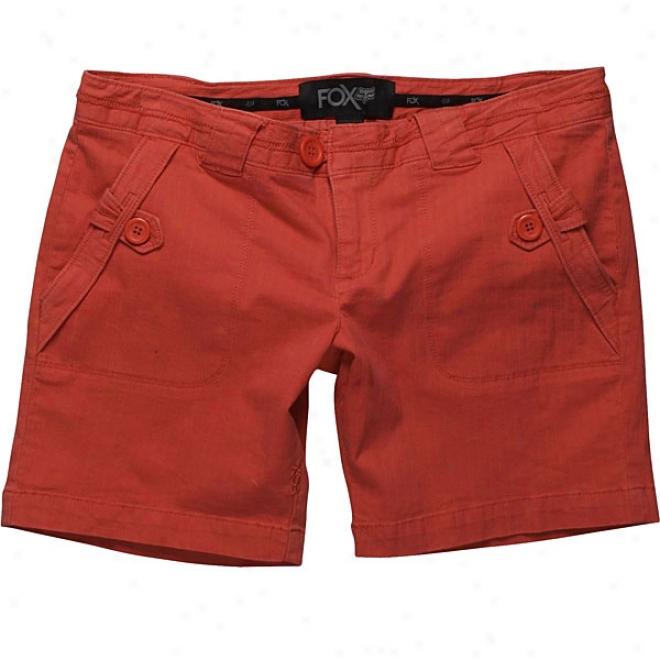 Womens Habitat Bermuda Shorts