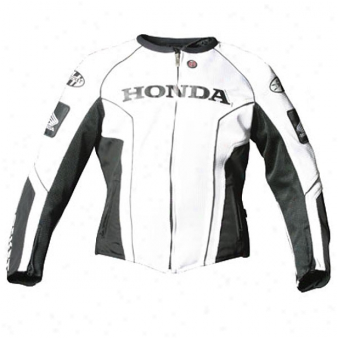 Womens Honda Cbr Mesh Jacket