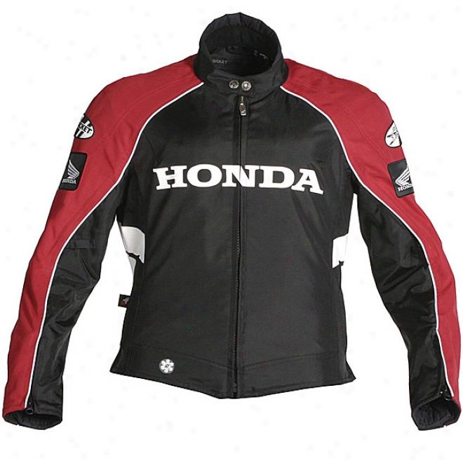 Womens Hobda Cbr Textile Jacket