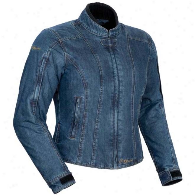 Womens Indifo Denim Jacket