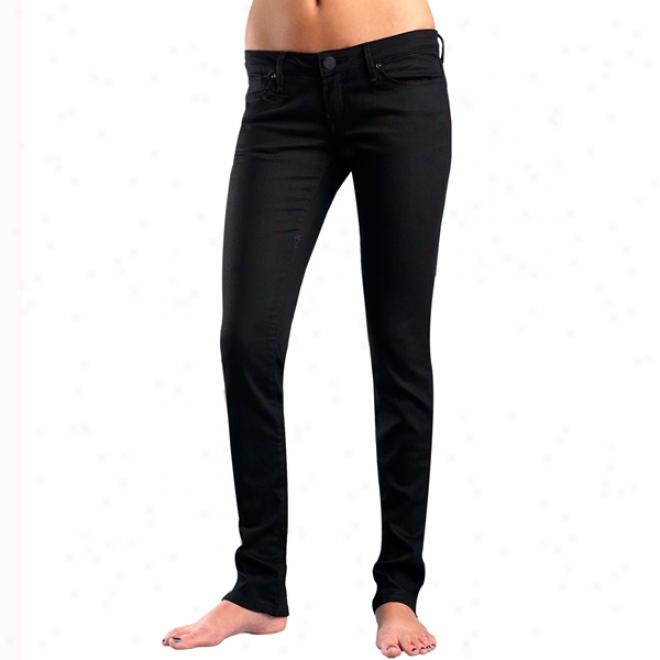 Womens Jet Jeans