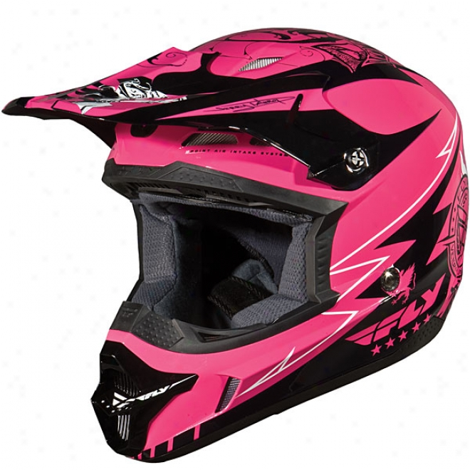 Womens Kinetic Helmet