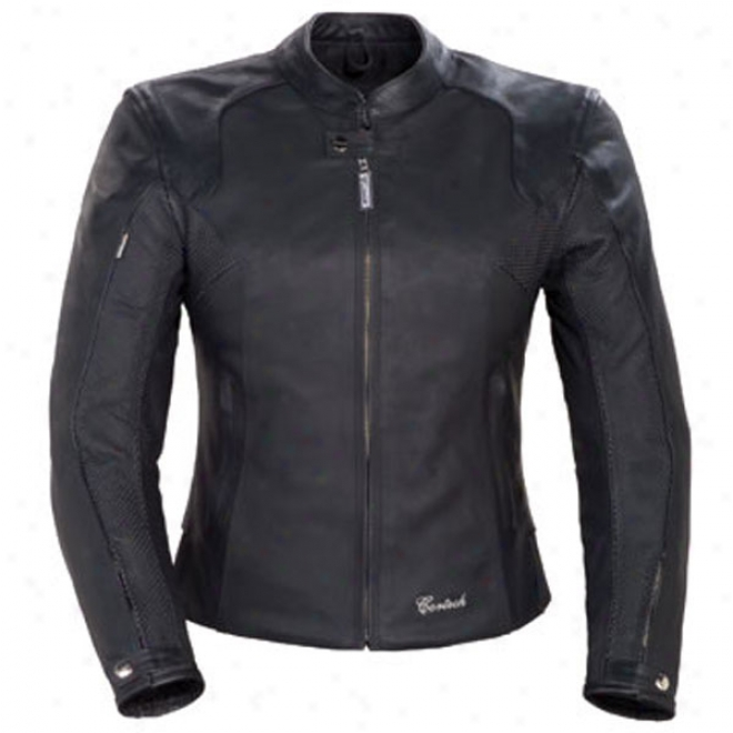 Womens Lnx Leather Jacket