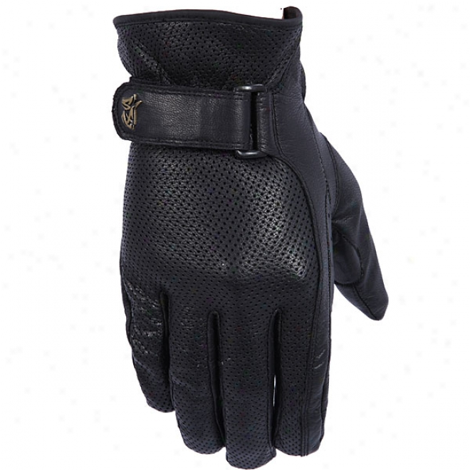 Womens Lola Perforated Gloves