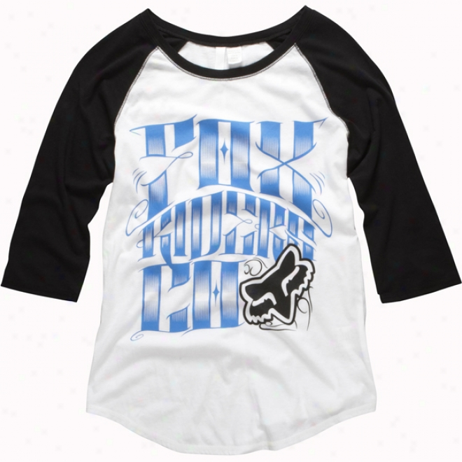 Womens Lowrider Baseball T-shirt