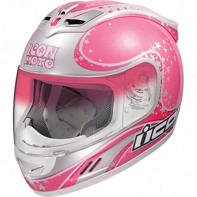 Womens Mainframe Bombshell Go-go Helmet