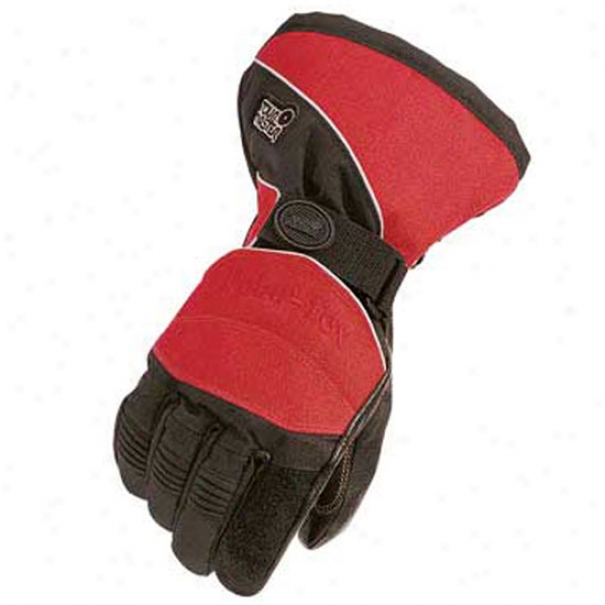 Womens Polar-tex Gloves