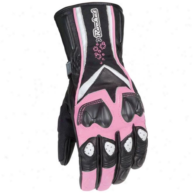 Womens Pro Street Gloves