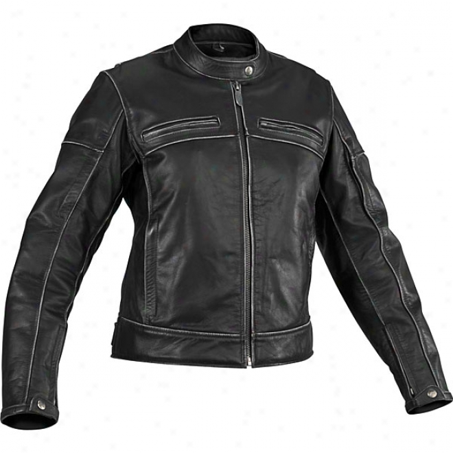 Womens Rambler Leather Jacket