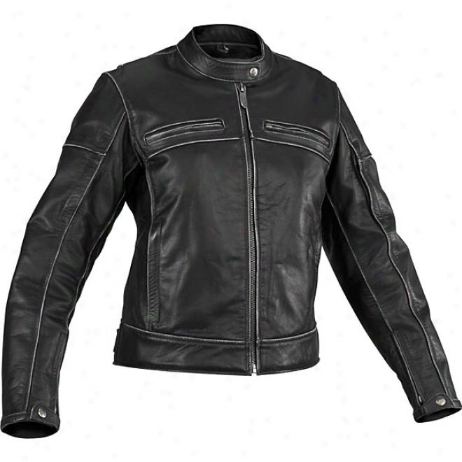 Womens Rambler Leather Jacket