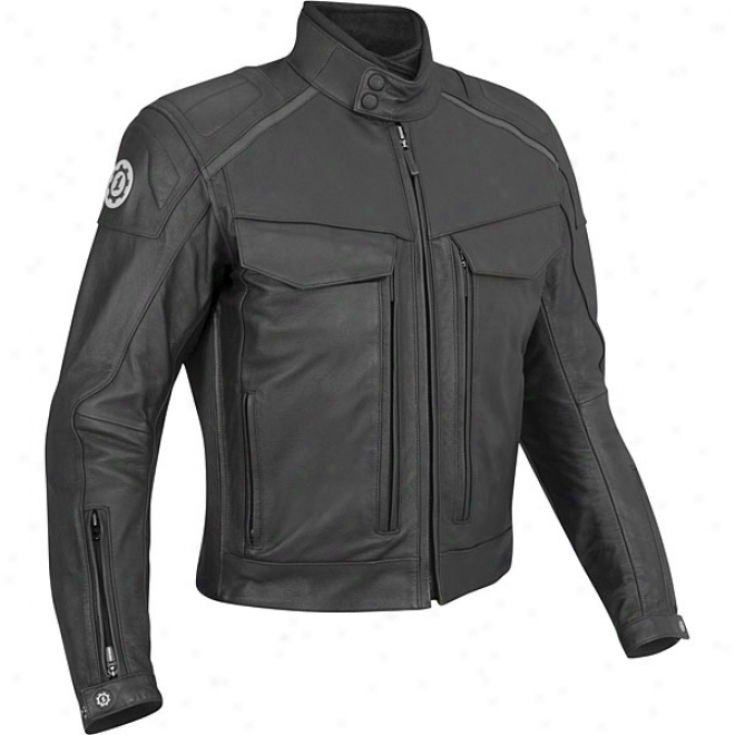 Womens Ridicule Leather Jacket