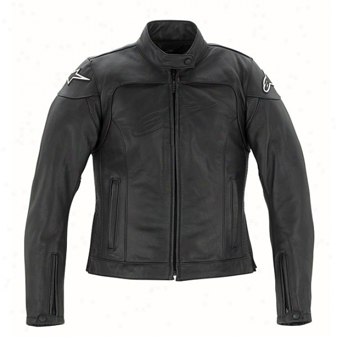 Womens Stella Ice Leather Jacket