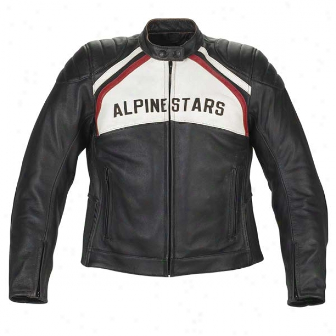 Womens Stella Six 3 Leather Jacket