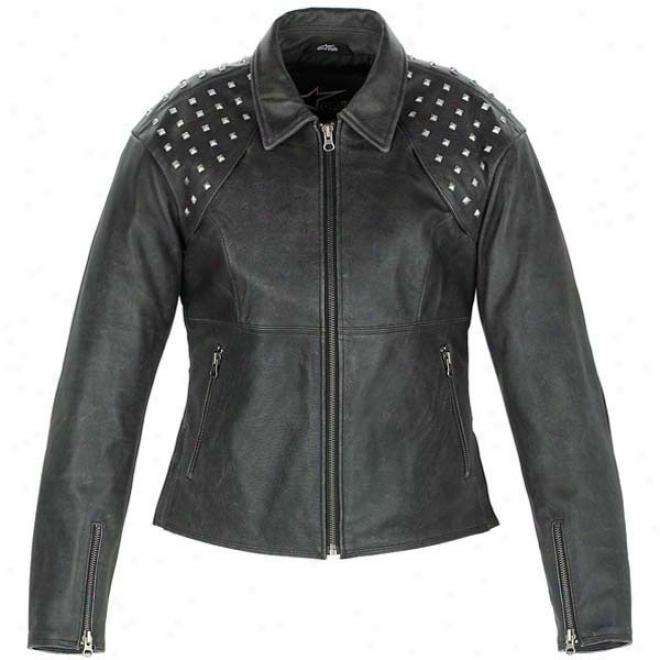 Womens Stella Tokyo Leather Jacket
