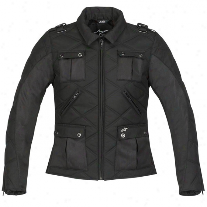 Womens Stella Uptown Jacket