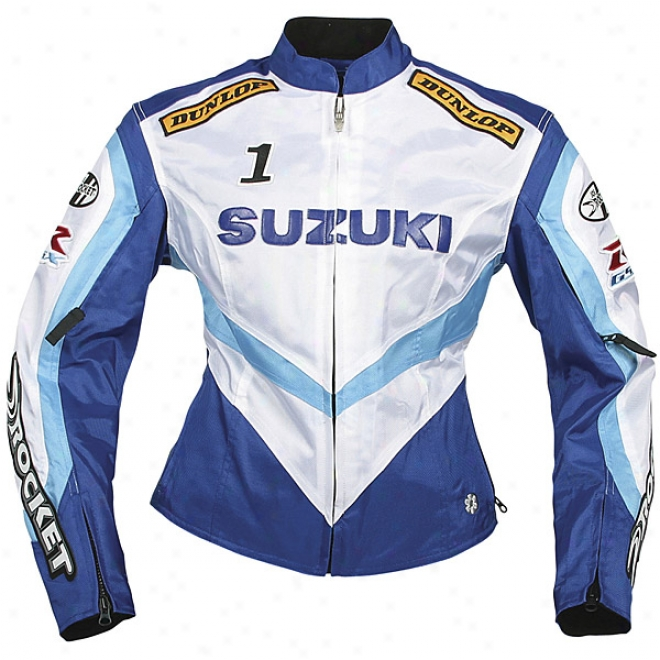 Womens Suzuki Superstock Jacket