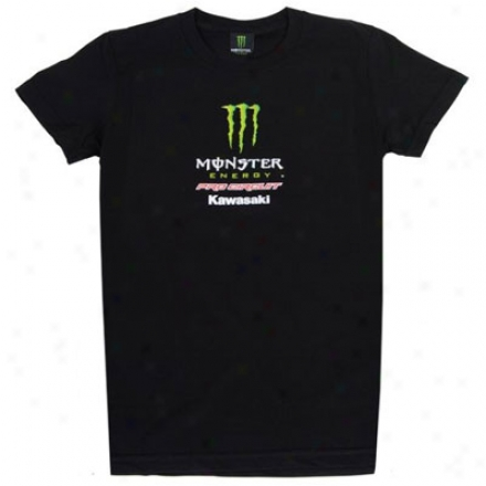 Womens Team Monster T-shirt
