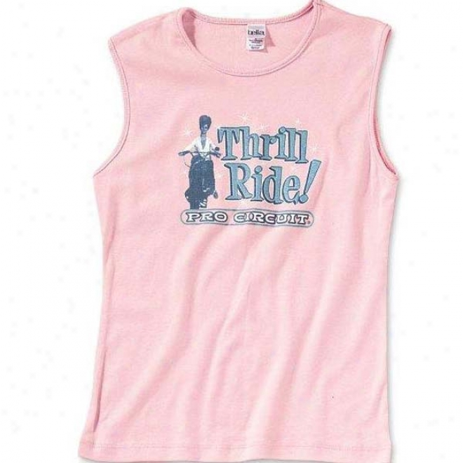 Womens Thrill Ride Tank Top