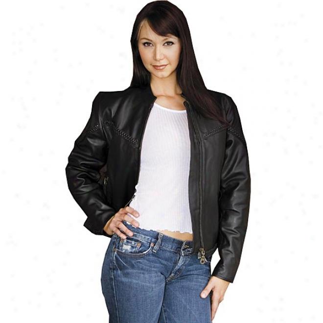 Womens Trenza Jacket