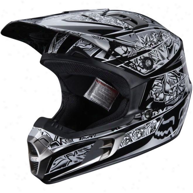 Womens V-2 Tarantula Helmet