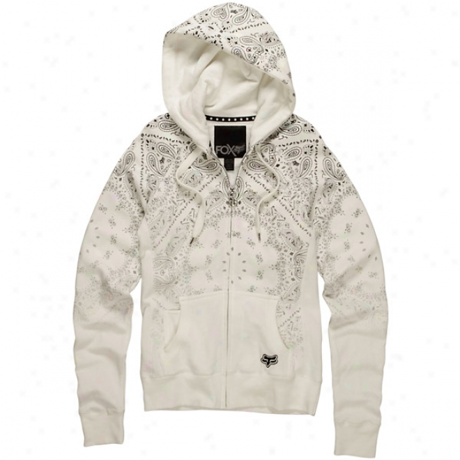Womens Wild Child Zip-up Hoody