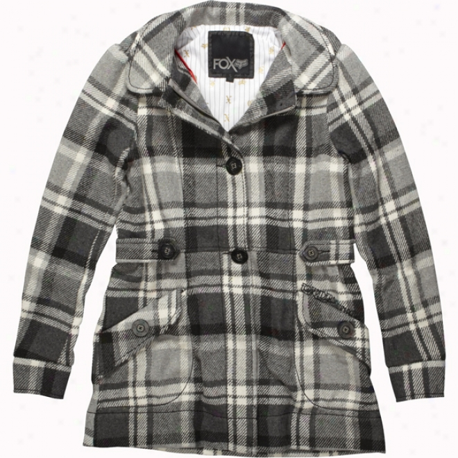 Womens Wonderland Peacoat