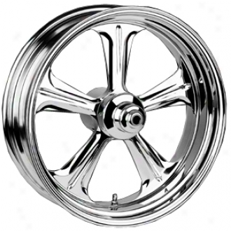 Wrath One-piece Aluminum Front Wheel