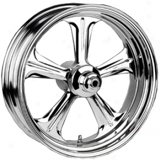 Wrath One-piece Aluminum Rear Wheel