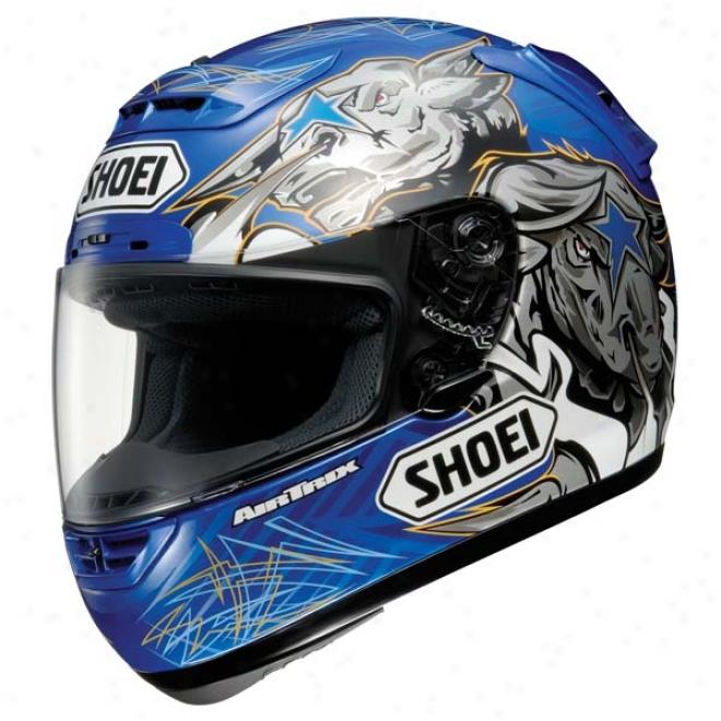 X-eleven E-boz Autograph copy Helmet