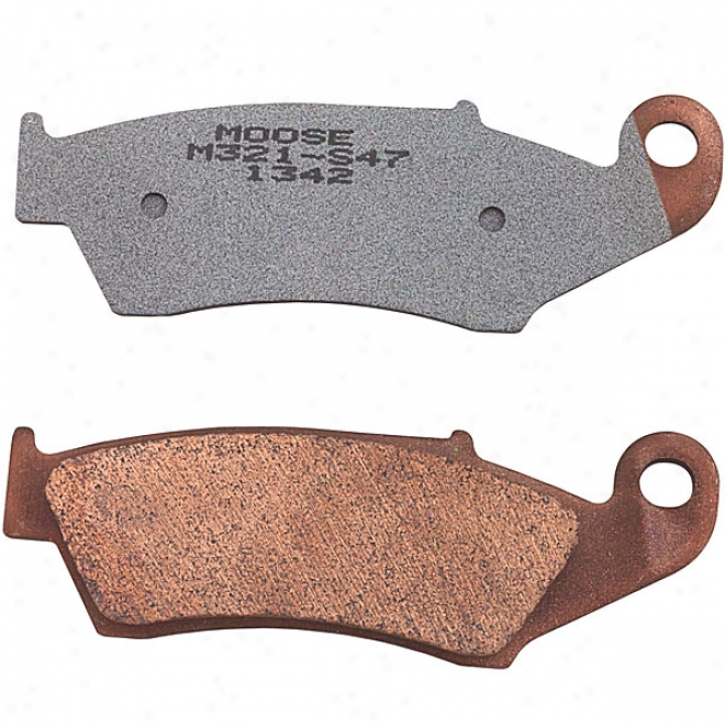 Xcr Comp Front Brake Pads
